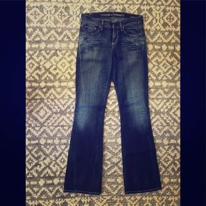 Citizens Of Humanity Jeans - Citizens of humanity women petite bootcut leg 25